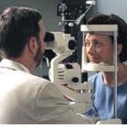 Лечение офтальмологических заболеваний. фото