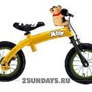 Велобалансир-велосипед Hobby-bike ALU NEW 2016 yellow фото