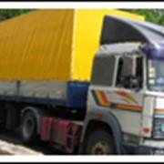Тент для грузовых автомобилей фото