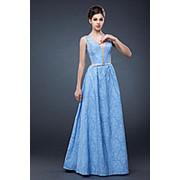 Вечернее платье ЛЕОНАРДА фото