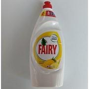 """Средство для мытья посуды Fairy """"Сочный лимон"""", 900 мл фото"""
