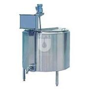Резервуар для варки вязких смесей Г2-ОТ2-А кристаллизатор охлаждения, вместимостью 1000 литров фото