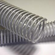 Рукав всасывающий из полиуретана для стружкоотсосов Лигнум ПУ д. 20-200 мм фото