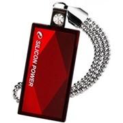 16Gb Silicon Power USB-флеш накопитель, USB 2.0, Красный, SP016GBUF2810V1R фото