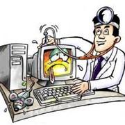 Сервисное обслуживание компьютерной техники физических лиц фото