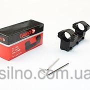 Моноблочный крепёж GAMO для оптического прицела фото