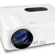 Проектор Excelvan CL720D с динамиками, белый, черный фото