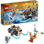 70220 Лего Легенды Чимы Саблецикл Стрейнора фото