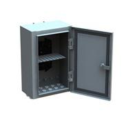 Антивандальный шкаф для крепления на столбеirdeto 8chcx фото