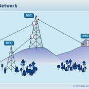 Строительство системы радиорелейной связи фото