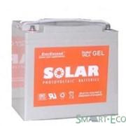 Аккумуляторная батарея EverExceed Solar Gel Range ES250-12G фото