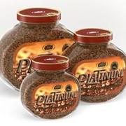 Кофе растворимый в кристалах Platinum 50 г фото