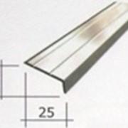 Порожек алюминиевый А 019 фото