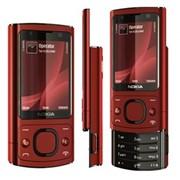 Мобильный телефон Nokia 6700s Red фото