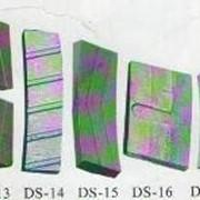 Сегменты алмазные для напаивания на пилы для резки камня (гранита). фото