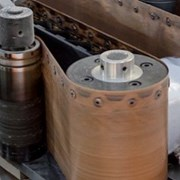 Лента конвейерная тефлоновая CHEMFAB (PTFE) 700-5 TRX фото
