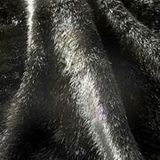 Белфа, мех искусственный черный фото
