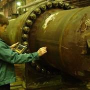 Испытания и измерения нефтепровода фото