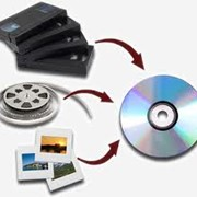 Услуги по оцифровке видеокассет фото