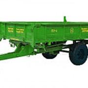 Полуприцепы тракторные универсальные ПТУ-4 фото