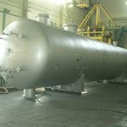 Сепараторы нефтегазовые (нефтегазосепараторы) фото