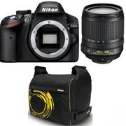Фотоаппарат Nikon D3200 Kit 18-105VR фото