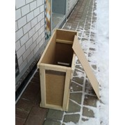 Тара для бджіл - ящики для бджолопакетів фото