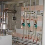 Строительство и ремонт теплостанций, тепломагистралей фото