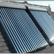 Проектирование и установка солнечных коллекторов фото