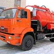 Илососная машина КО-530-25 КАМАЗ 53605 фото