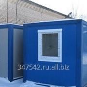 Блок контейнер, бытовка 6 метров Новая фото