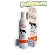 Biofan zoo dark - шампунь с березовым дегтем универсальный биофан зоо для собак и кошек фото