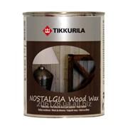 Воск для мебели и стен Ностальгия Тиккурила ЕР 0,9 л фото