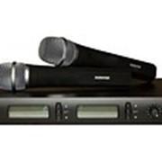 Микрофон, Радиомикрофон мікрофони радіомікрофон PGX 268 фото