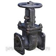 Задвижка стальная Ду 400, Ру 25, 64, 40, 16, 6, 6.3, 10 кгс фото