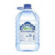 Питьевая вода ШИШКИН ЛЕС, 5л фото