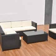 Ротанговая мебель фото