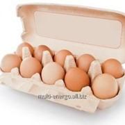 Яйцо куриное «Деревенское» фасованное фото