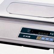 Торговые весы электронные CAS AD-H5 фото