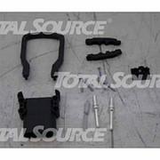 Штепсельная вилка DIN 160A,серая маркировка,кислотостойкие,отдельная ручка фото