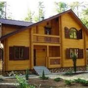 Дома деревянные в Украине фото