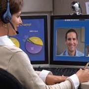Системы видеоконференц-связи фото