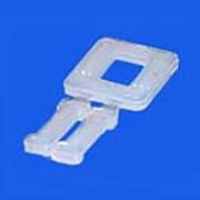 Пряжка 15 мм ПП для полипропиленовых лент (PP) фото