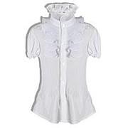 Блузка школьная № 2802-31014A 16 фото