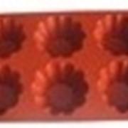 Формы силиконовые для выпечки, кексов. фото