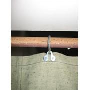 Пошив защитных брезентовых штор фото