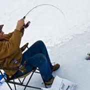 Зимняя рыбалка в туристическом комплексе Житомир,Туры на зимнюю рыбалку Украина. фото