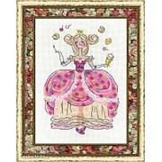Набор для вышивания Принцесса Драже фото