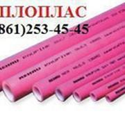 Труба REHAU RAUTITAN pink 25х3,5 для отопления, теплого пола Германия фото