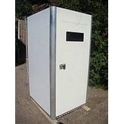 Мобильная утепленная туалетная кабина Европа фото